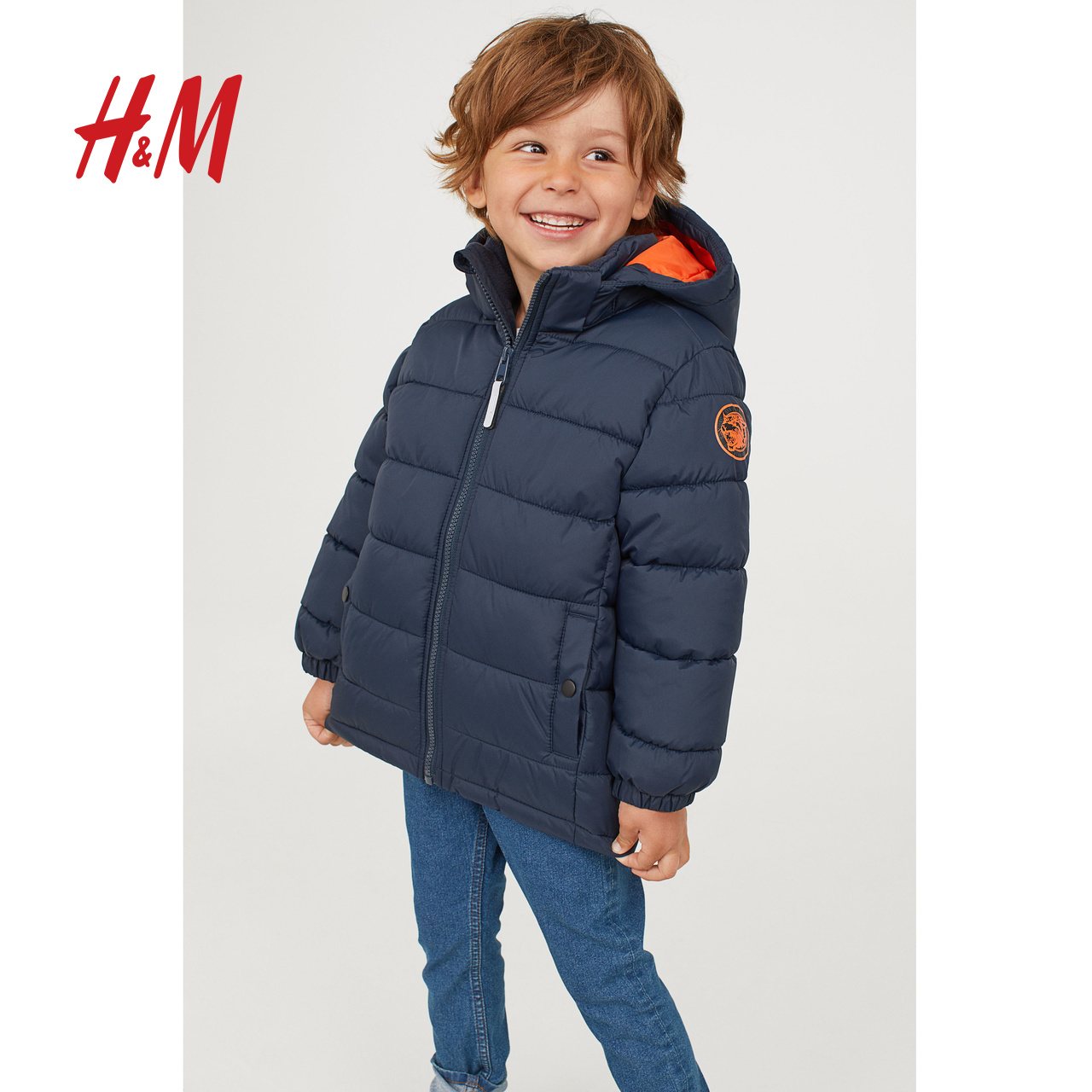 H&M HM0625196 儿童棉服
