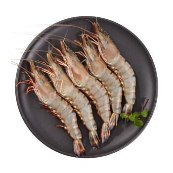 拓食 生冻黑虎虾 400g