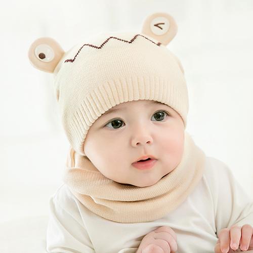 公主妈妈 婴儿毛线帽子 适合3-20