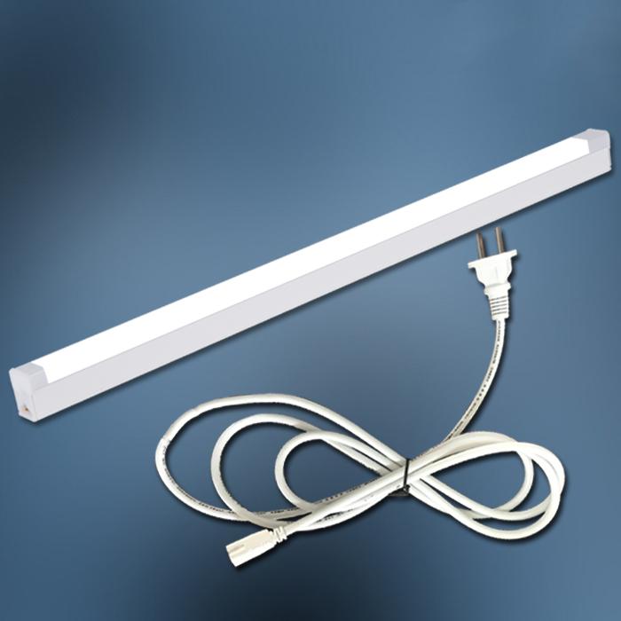朗粤 T5一体化灯管 0.3米 送电源线