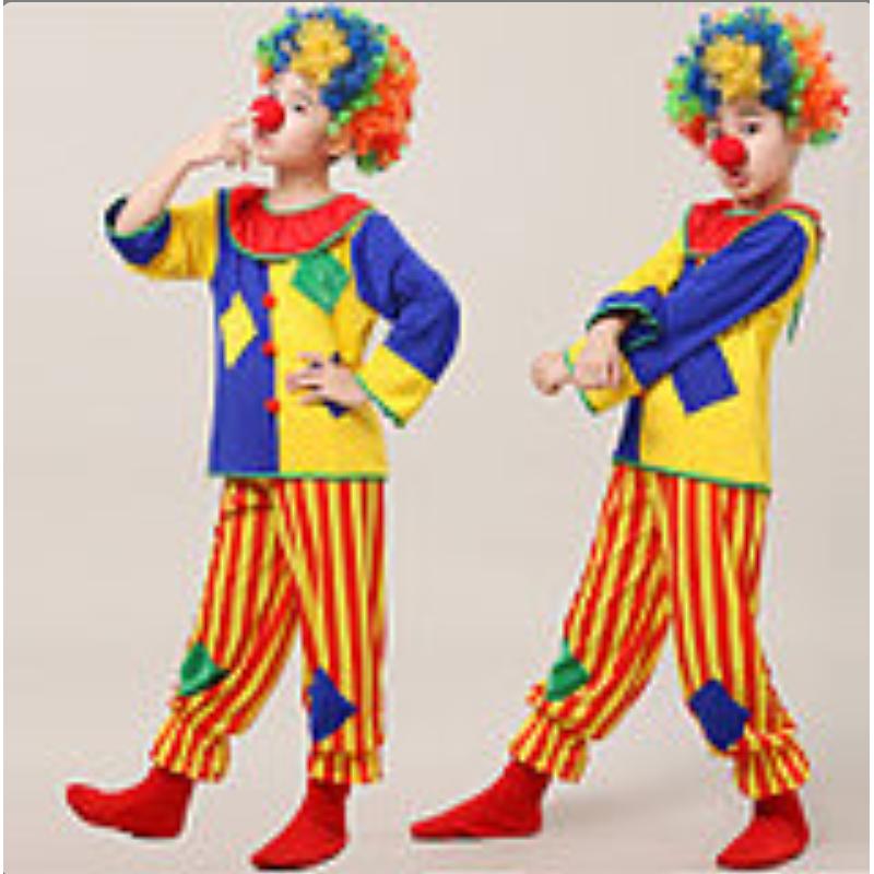 yuni ashley 小丑服装 送假发 鞋套